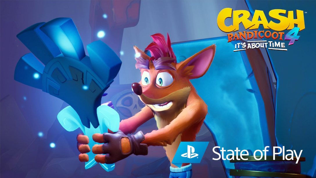 New N. Verted Mode, playable characters, and more revealed for Crash Bandicoot 4: It's About Time