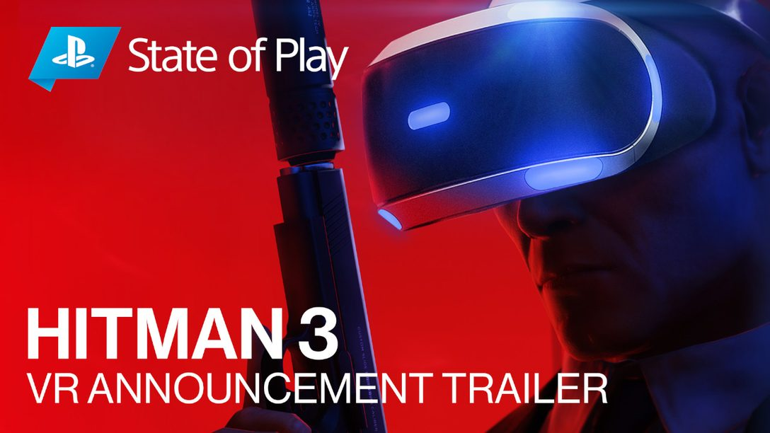 Hitman 3 adds PS VR support for launch in January 2021