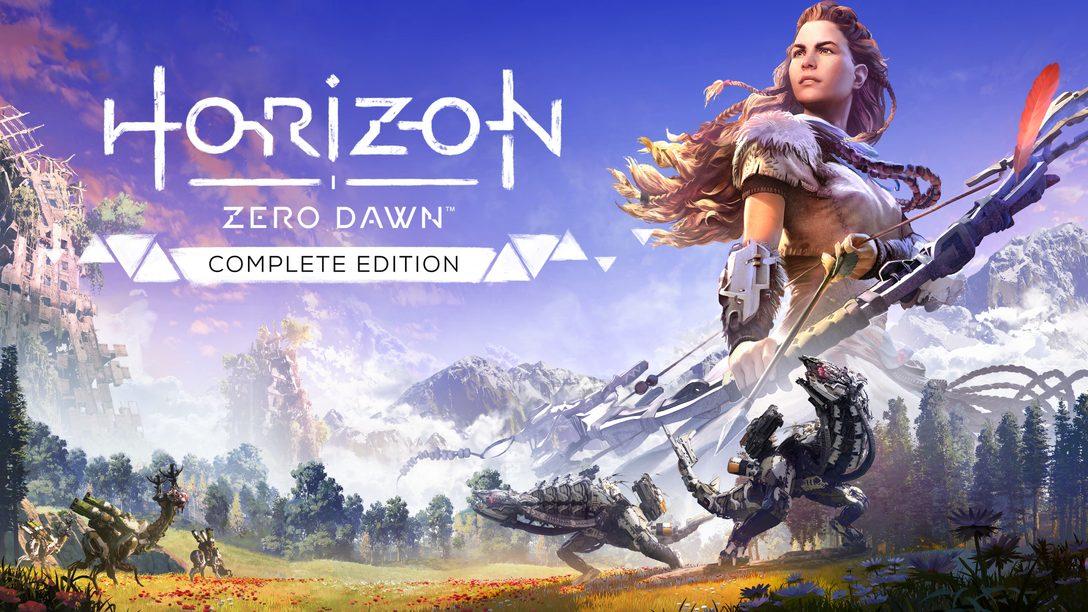 Horizon Zero Dawn Complete Edition sees PC release today