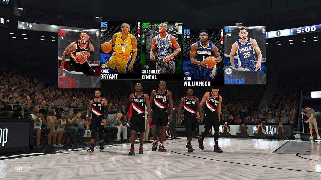 An all-new MyTeam experience In NBA 2K21 – PlayStation.Blog