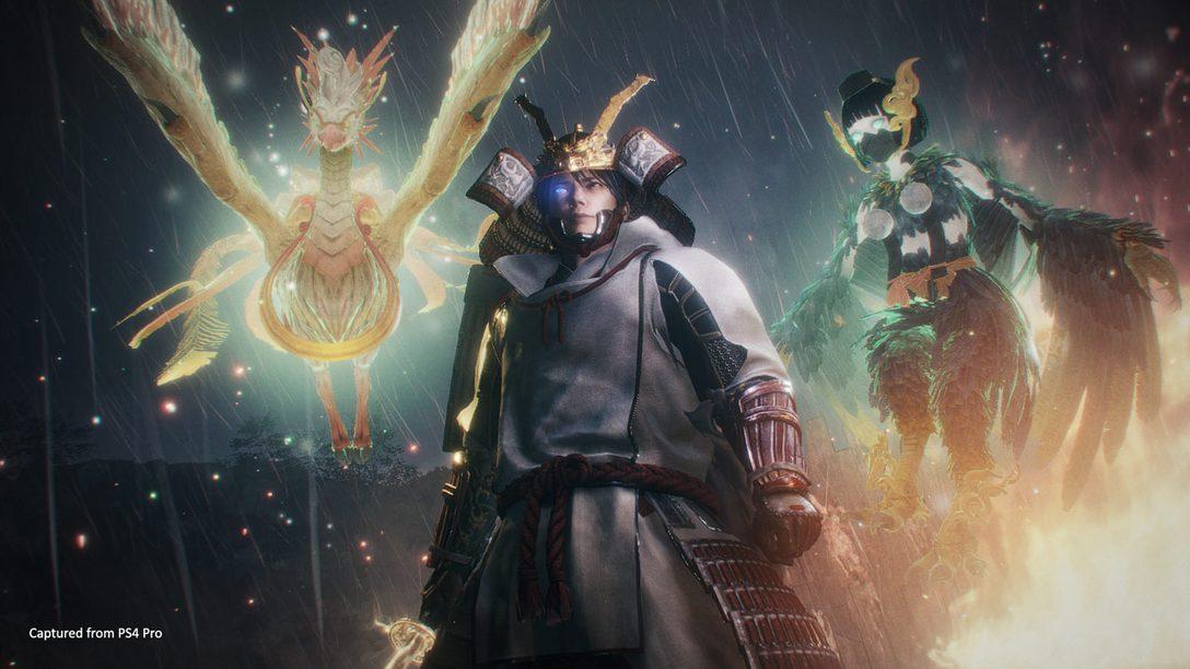 How Team Ninja created Nioh 2's The Tengu's Disciple expansion