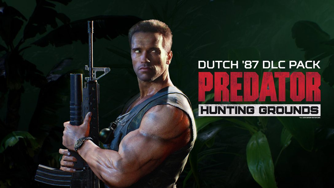 Dutch '87 and a Free Trial Coming to Predator: Hunting Grounds