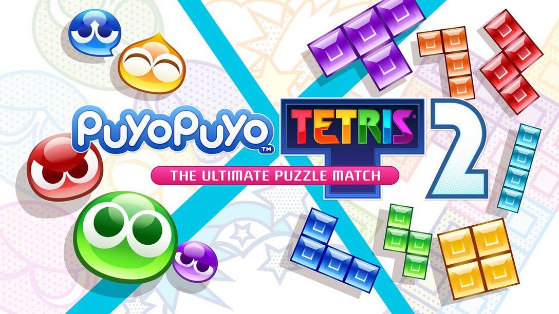 Puyo Puyo Tetris 2 drops onto PS4 December 8, PS5 Holiday 2020