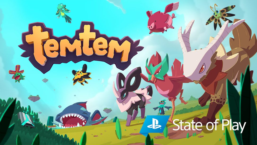 Temtem, a new take on the creature-collection genre, comes to PS5 in 2021