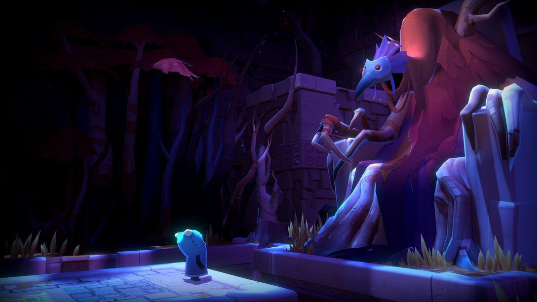 Navigate the puzzling world of The Last Campfire, out tomorrow on PS4