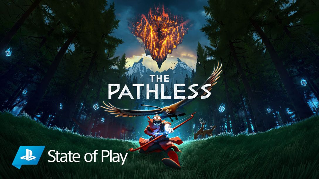 The Pathless: Gameplay details on this unconventional open-world adventure