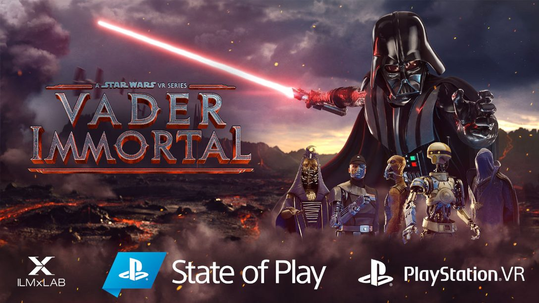 Vader Immortal: A Star Wars VR series comes to PS VR