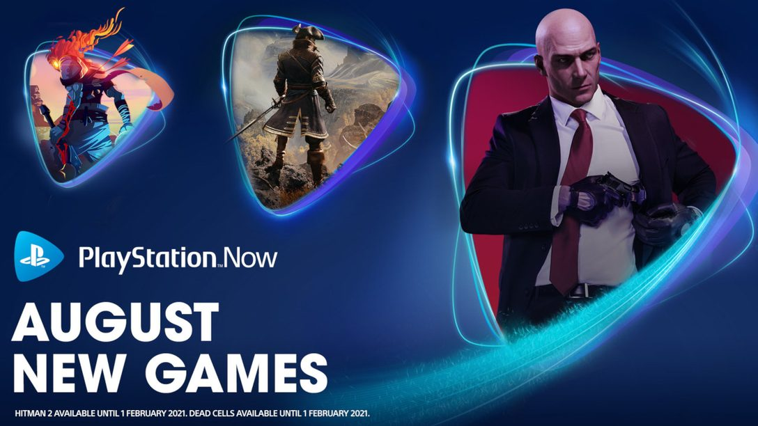 PlayStation Now Adds Hitman 2, Greedfall and Dead Cells