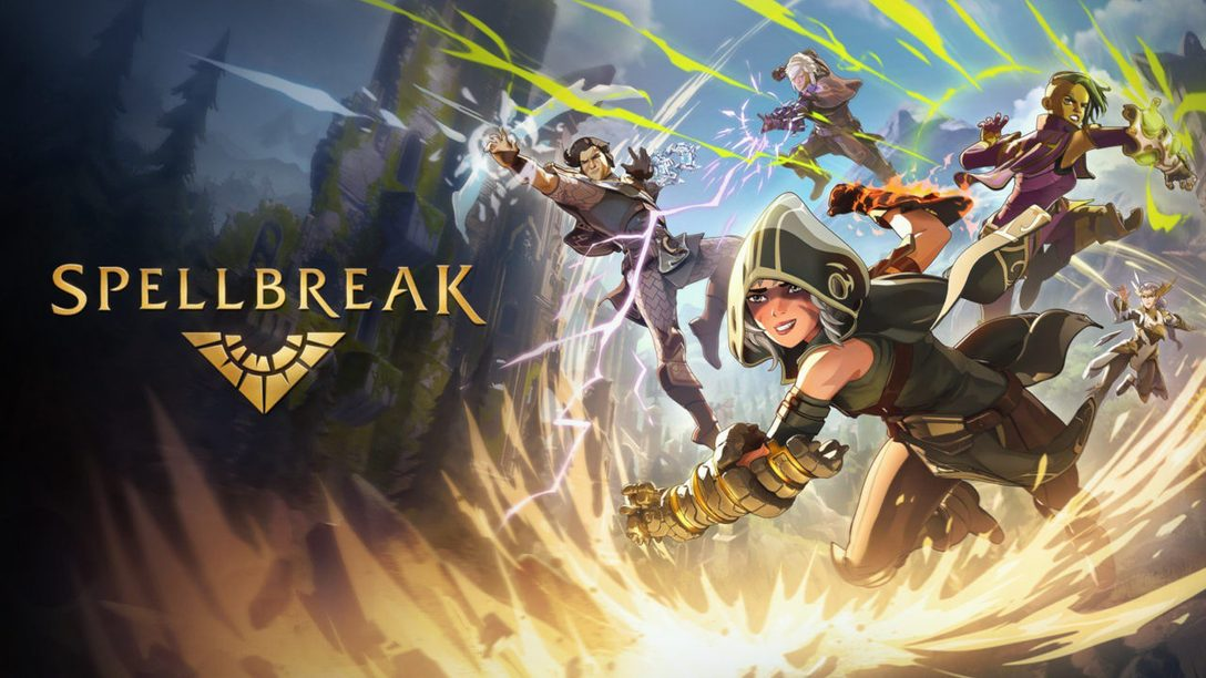 How to build your battlemage in Spellbreak, out today on PS4