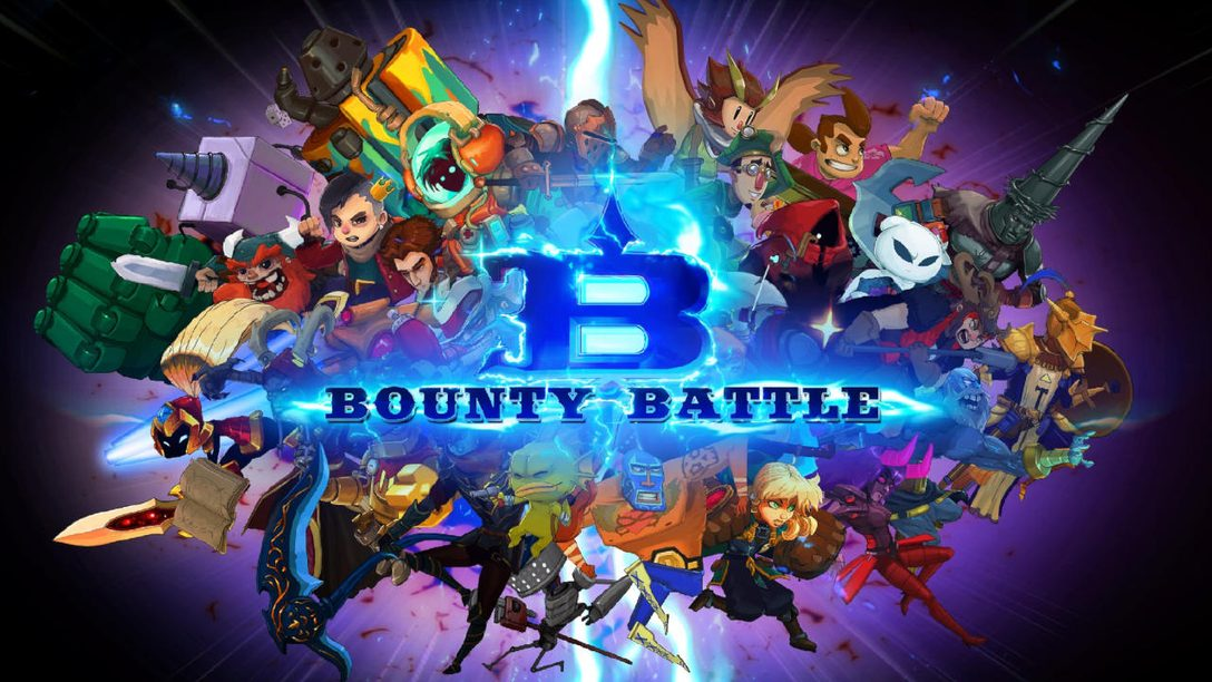 Indie heroes face off in Bounty Battle, brawling to PS4 September 10