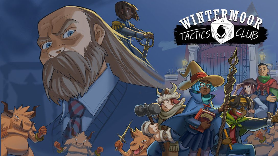 Inside the cozy RPG world of Wintermoor Tactics Club, out tomorrow on PS4