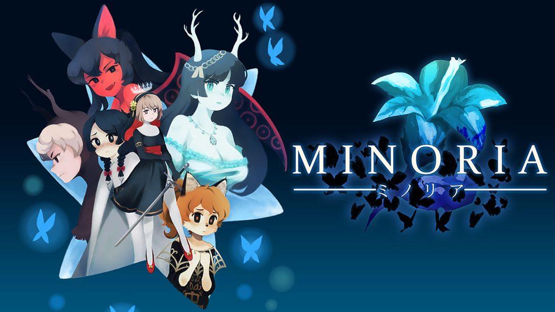Minoria, the spiritual sequel to Momodora, out on PS4 tomorrow