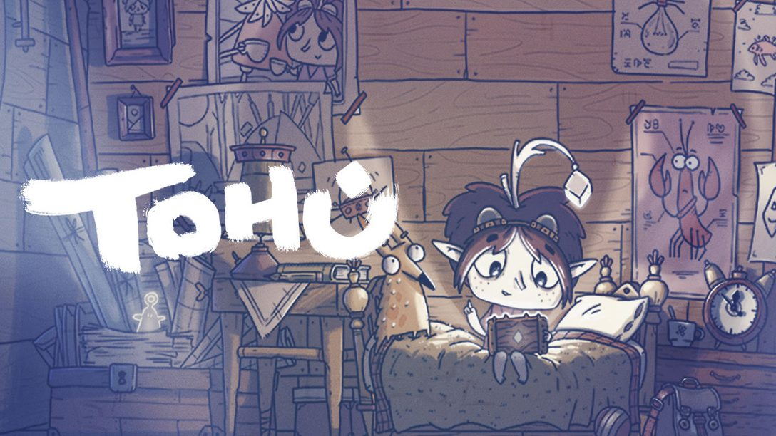 Discover Tohu, a gorgeous new adventure coming to PS4 later this year