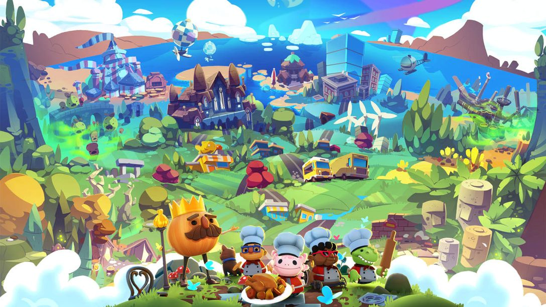 Overcooked! All You Can Eat offers Accessibility options and Assist mode