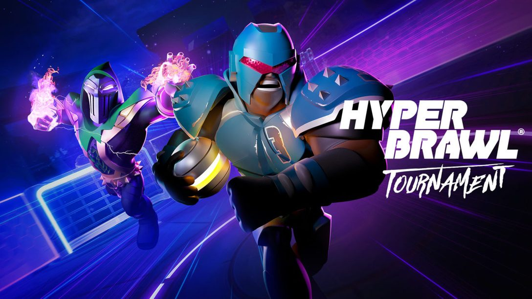 Smash, brawl, and score epic goals in HyperBrawl Tournament