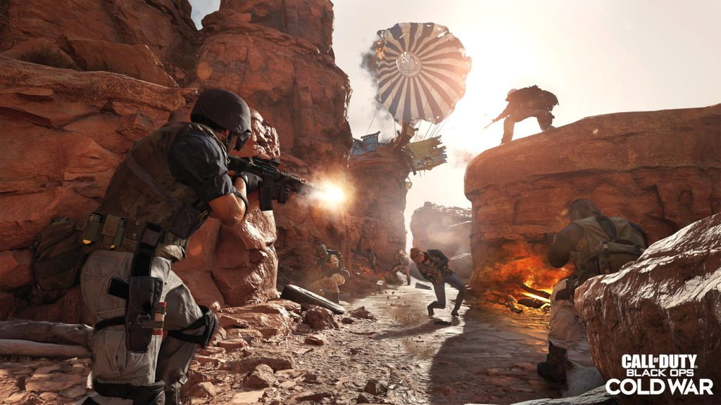 Play The Call Of Duty Black Ops Cold War Playstation 4 Alpha On September 18 20 Playstation Blog