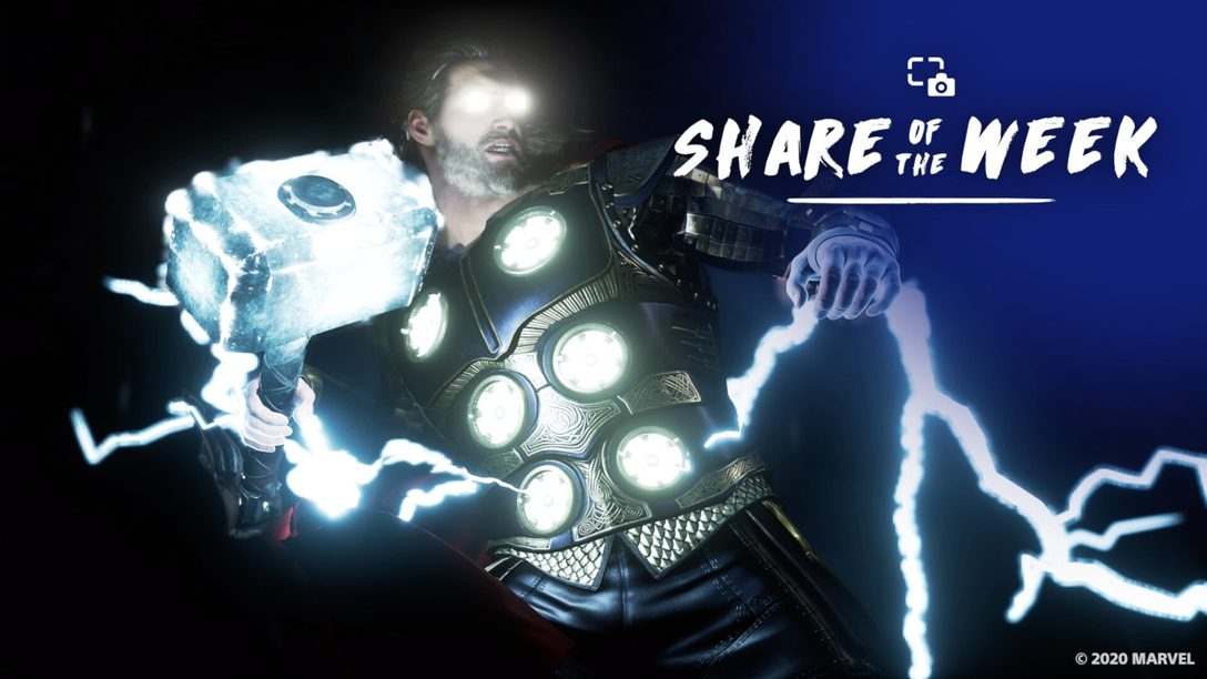 Share of the Week: Marvel's Avengers