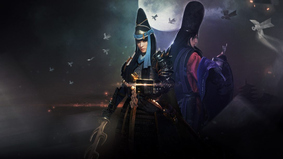 Nioh 2's Darkness in the Capital expansion arrives October 15