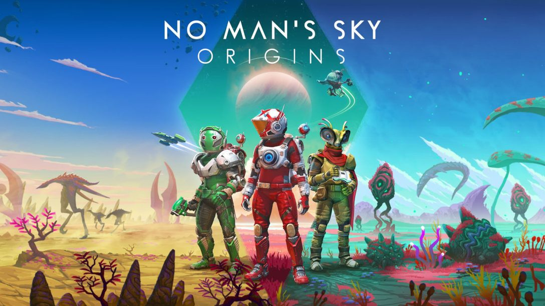 """Announcing """"Origins"""", the latest update for No Man's Sky"""