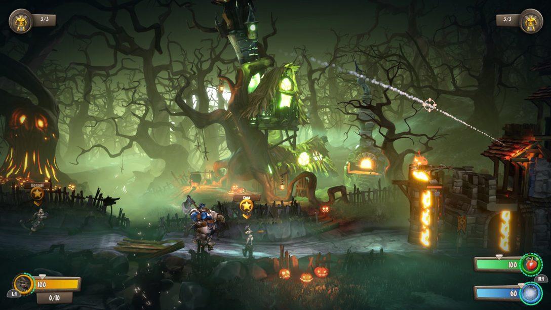 Why CastleStorm II adds kingdom-crashing strategy to Its unique genre-mashing formula