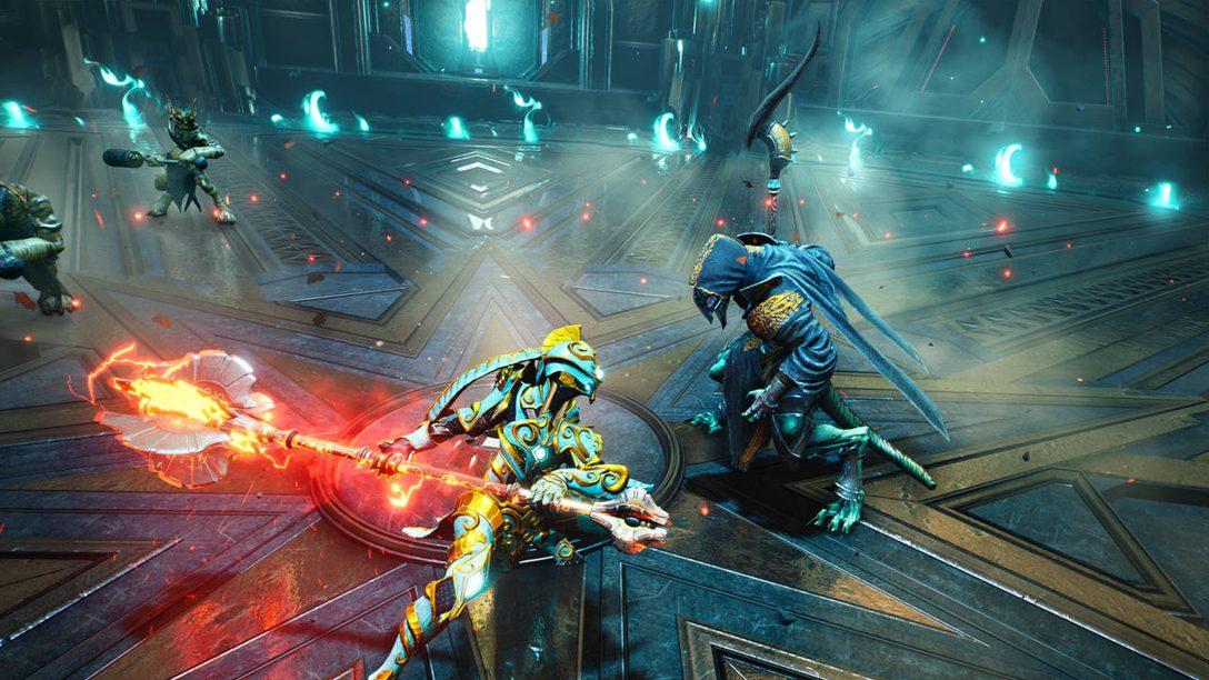 Prepare for battle with a deeper dive into Godfall's combat techniques