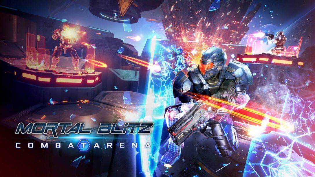 Mortal Blitz: Combat Arena comes to PlayStation VR October 8