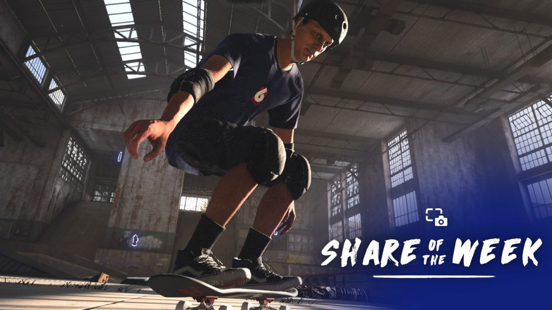 Share of the Week: Tony Hawk's Pro Skater 1 + 2
