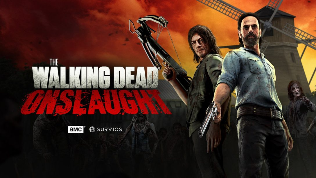 8 tips to survive The Walking Dead Onslaught, out tomorrow for PS VR