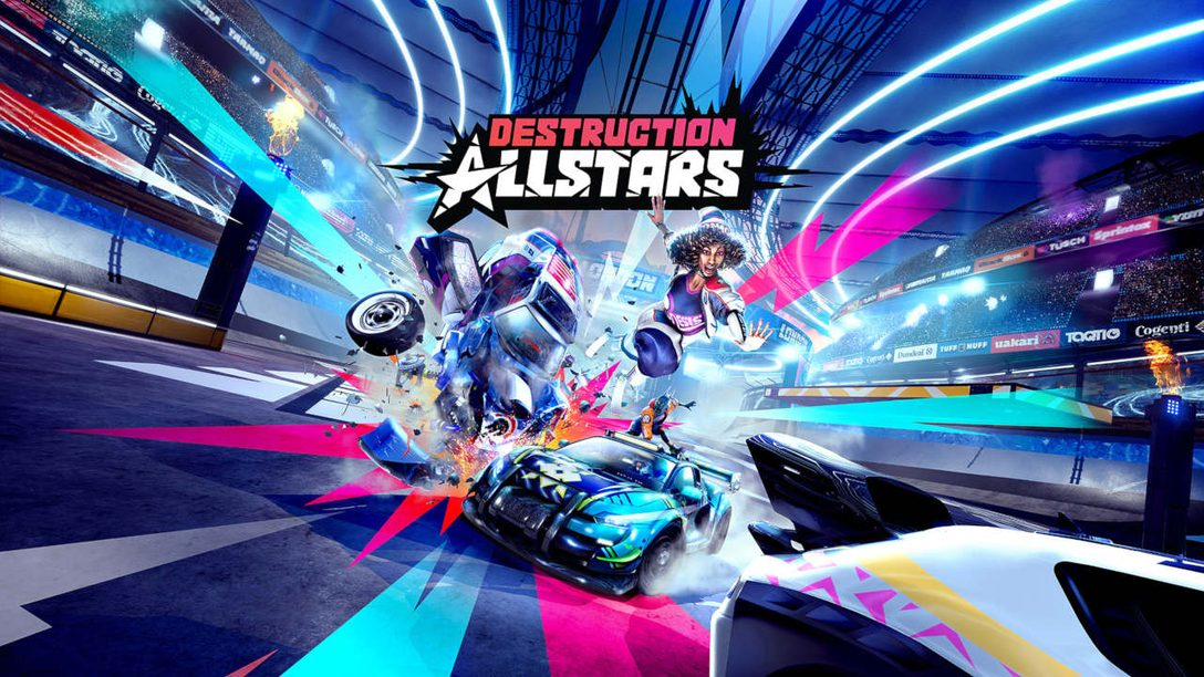 Slam, smash, and boost your way to fame in Destruction AllStars, coming to PS5