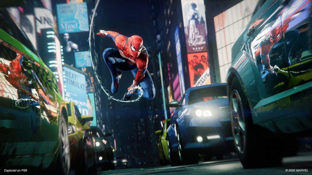 Marvel's Spider-Man Remastered detailed