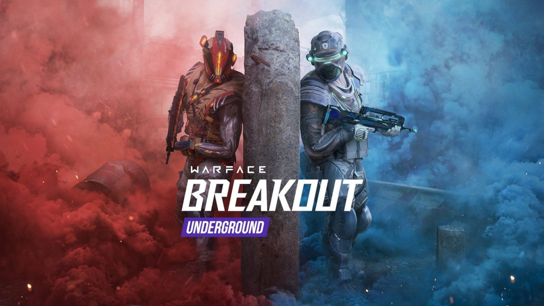 Warface: Breakout's Underground season arrives on PS4 today