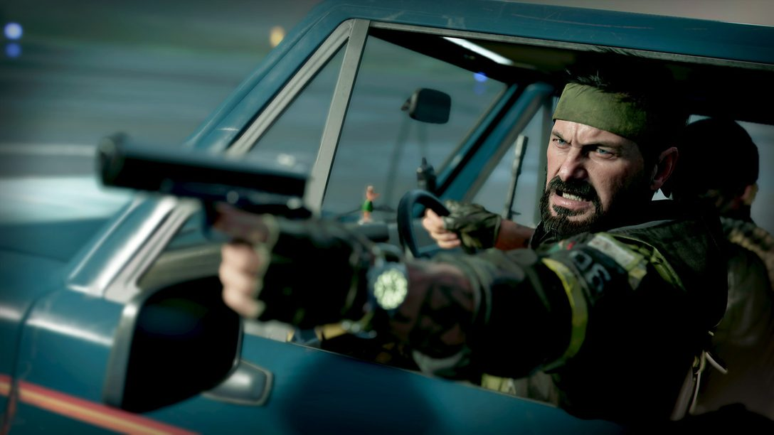 First Call of Duty: Black Ops Cold War Campaign gameplay revealed