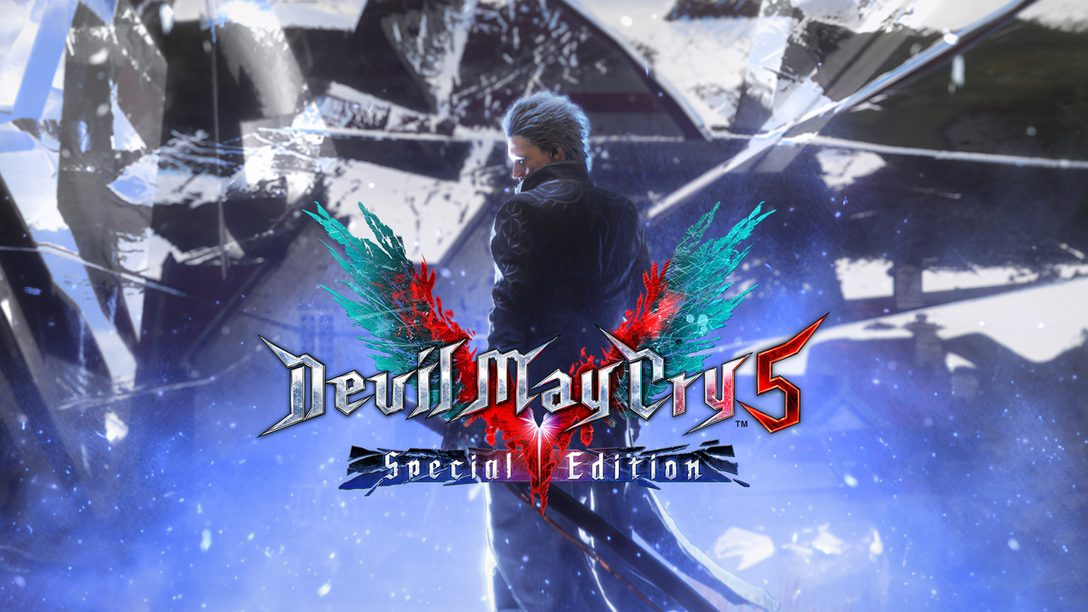 Devil May Cry 5 Special Edition slices its way onto PlayStation 5