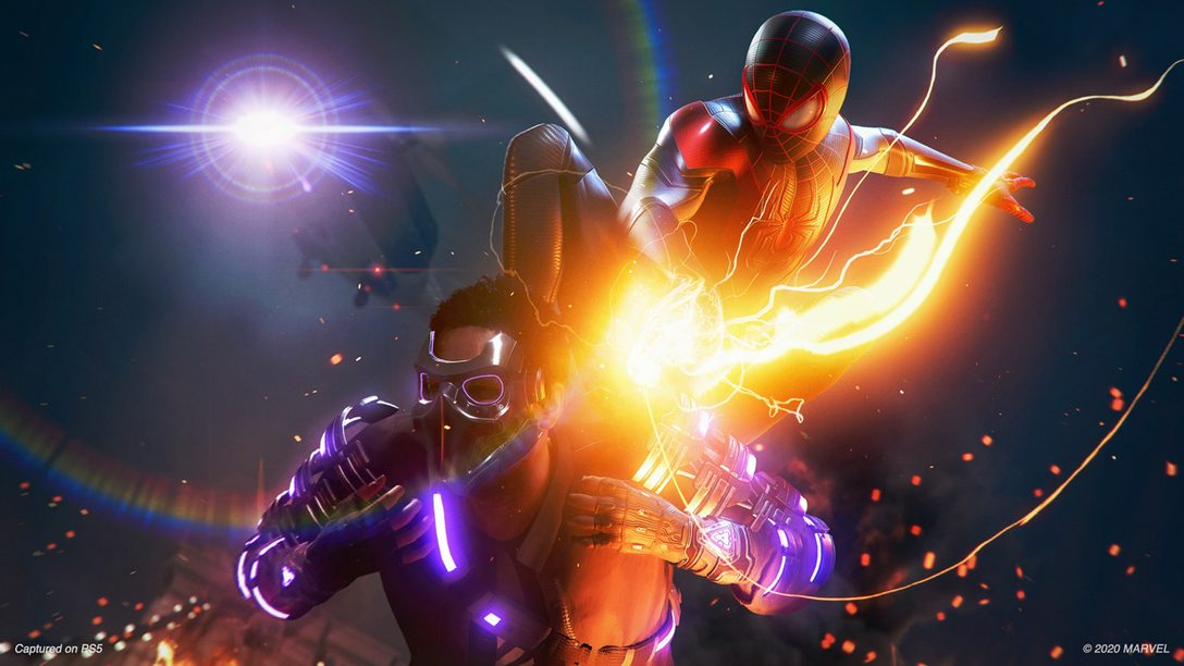 See the Marvel's Spider-Man: Miles Morales new gameplay demo