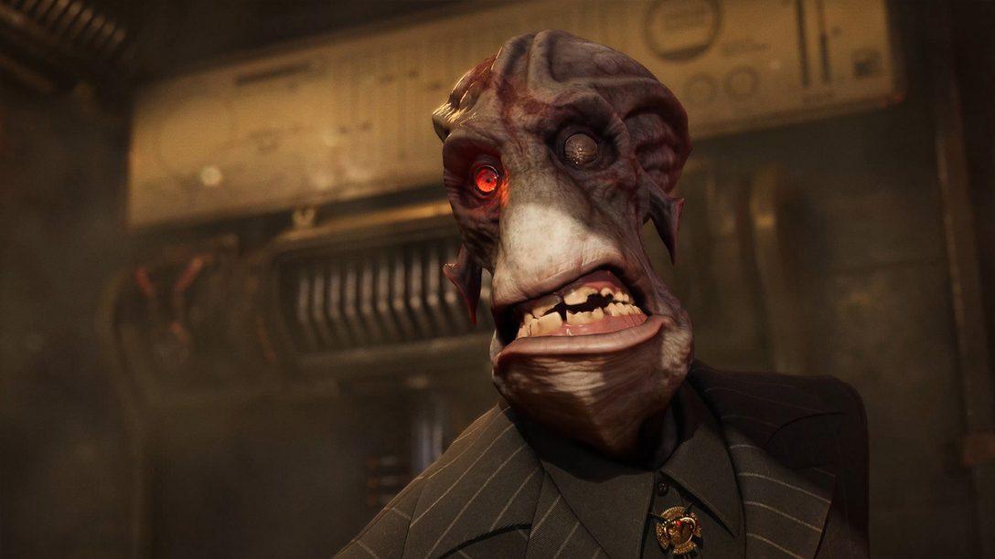 New Oddworld: Soulstorm PS5 gameplay showcases bigger, bolder stakes