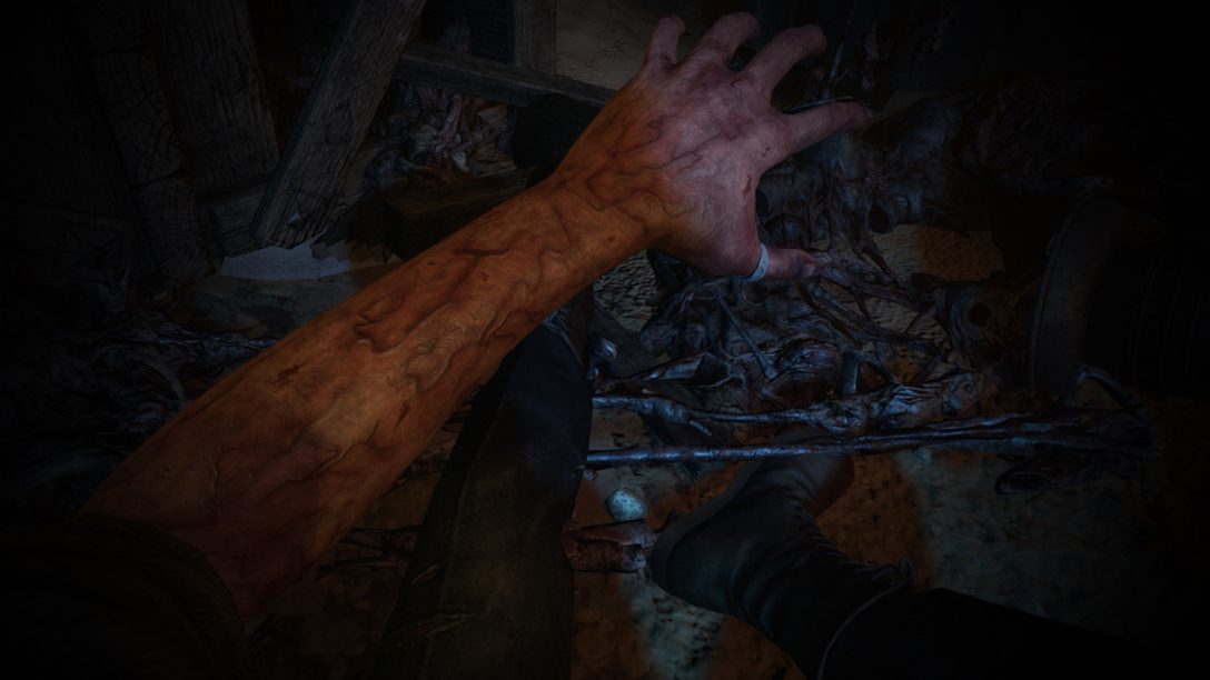 Updating a horror classic in Amnesia: Rebirth