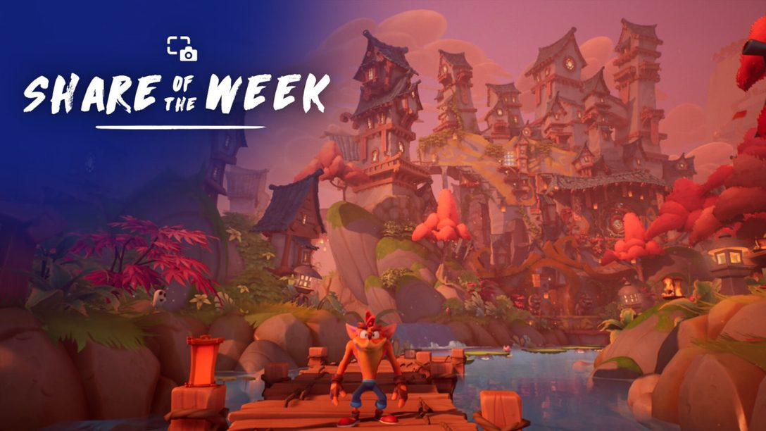 Share of the Week – Crash Bandicoot 4: It's About Time