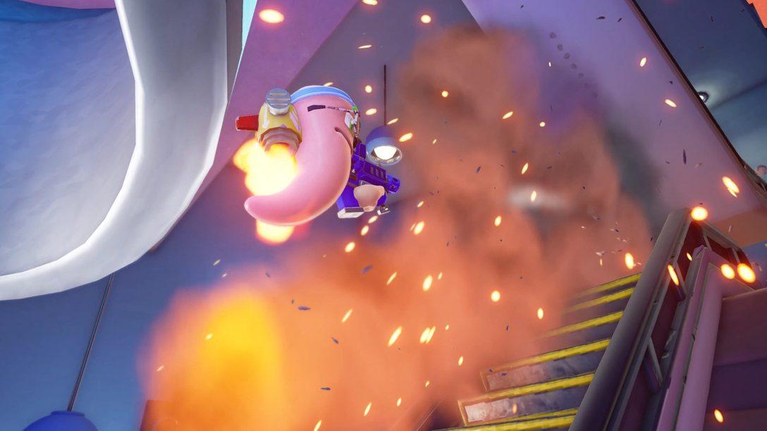 Worms Rumble rolls to PS5, PS4 December 1, open beta runs November 6-8
