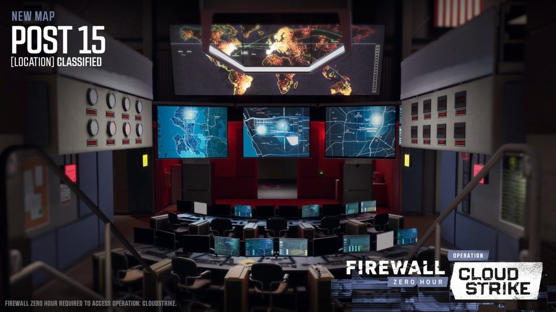 Firewall Zero Hour: Celebrating 2 years and a new season with Operation: Cloudstrike