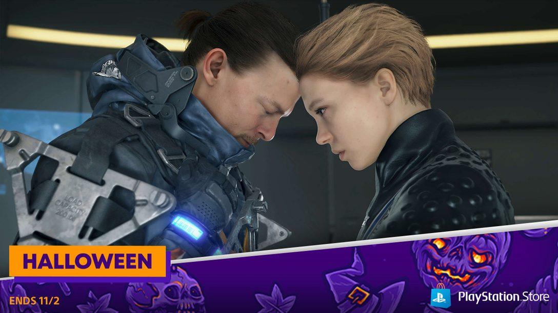 Halloween Deals haunt PlayStation Store