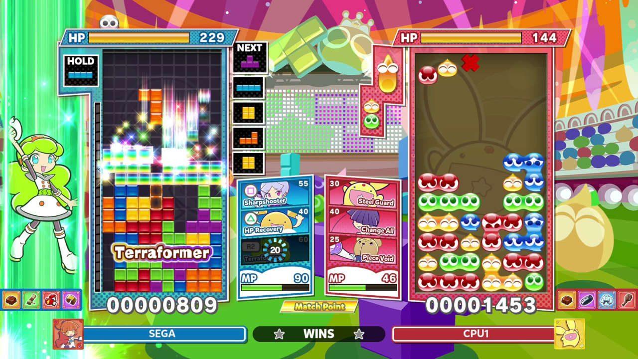 Deep dive on Puyo Puyo Tetris 2's new Skill Battle mode