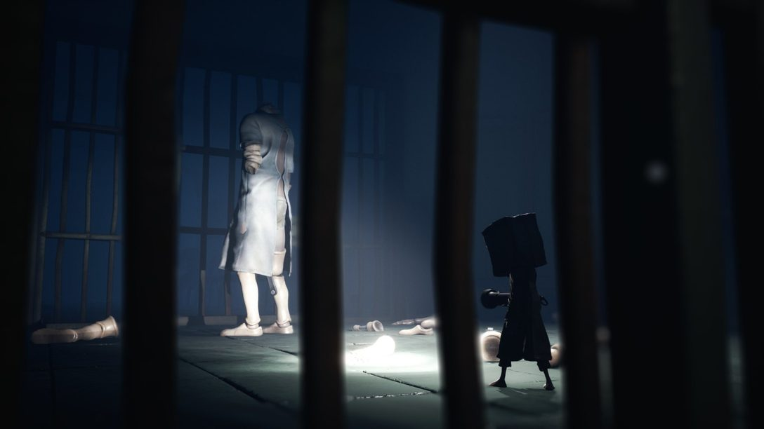 A first look at Little Nightmares II's Hospital