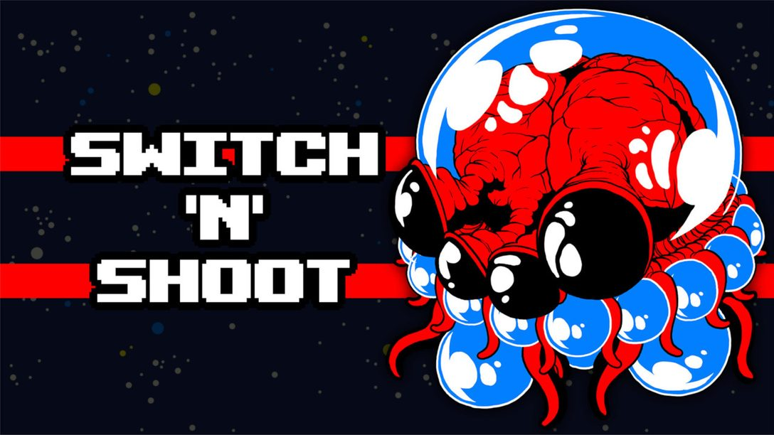 You only need one button to play Switch 'N' Shoot, out November 4
