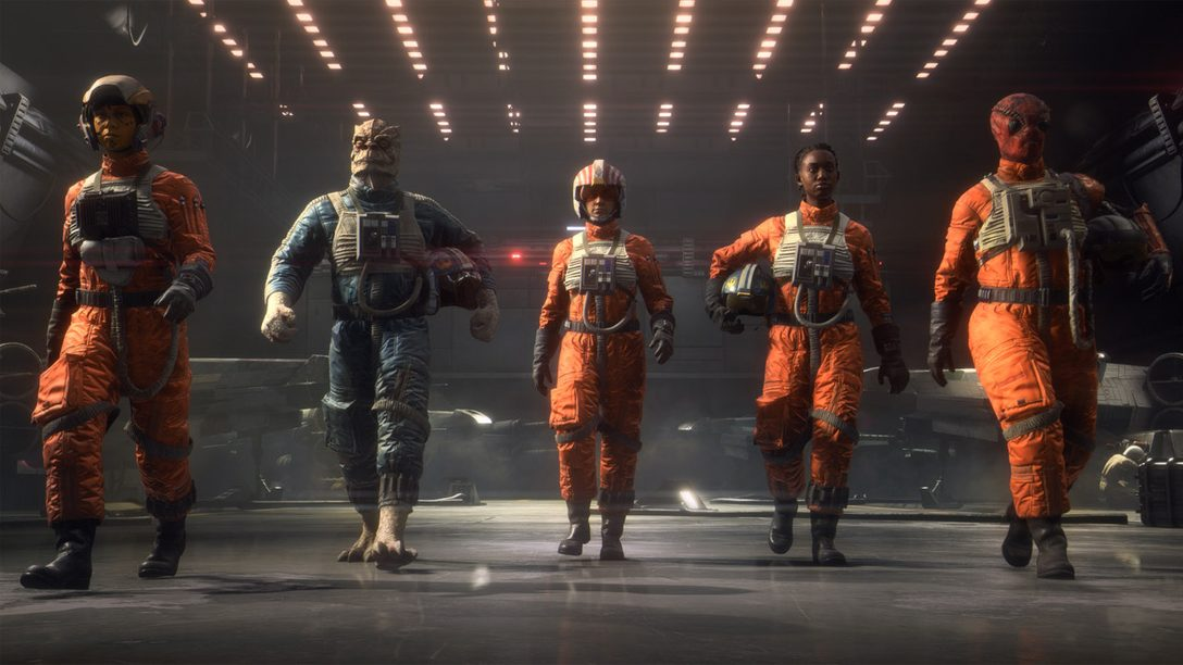 5 tips to prepare for take off in Star Wars: Squadrons, out tomorrow
