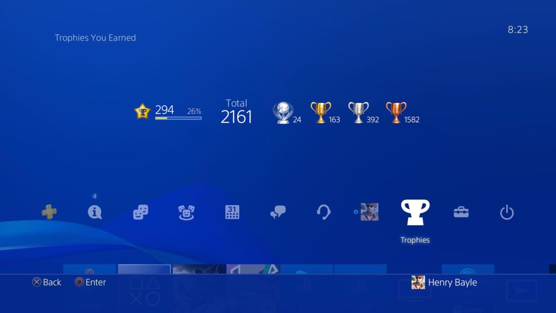 Upcoming Trophy levelling changes detailed