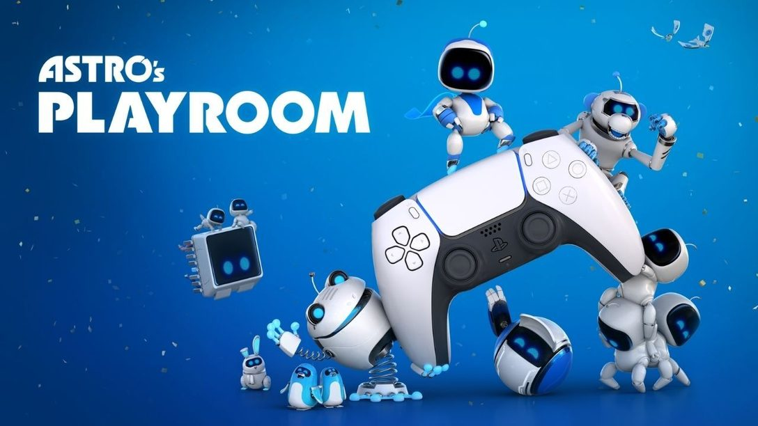 Unleash the power of the DualSense wireless controller with Astro's Playroom