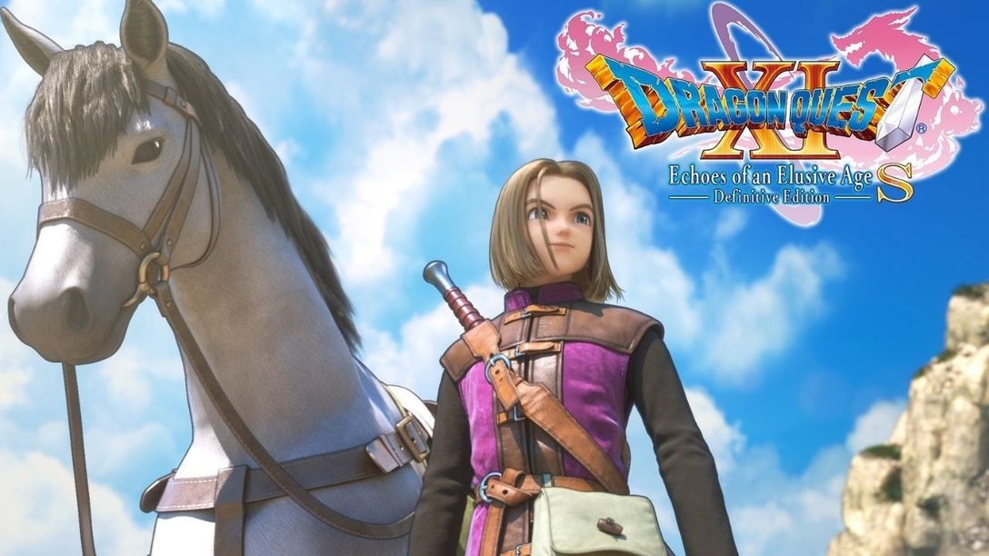 Dragon Quest XI S: Echoes of an Elusive Age – Definitive Edition – demo out now!