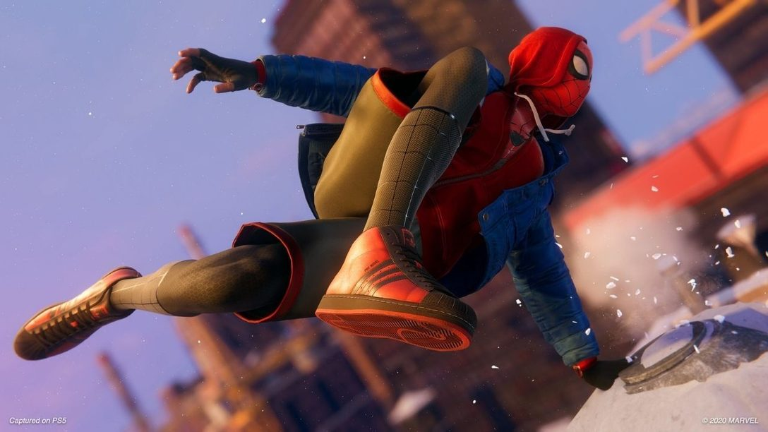 Be a Superstar Super-Hero in Marvel's Spider-Man: Miles Morales