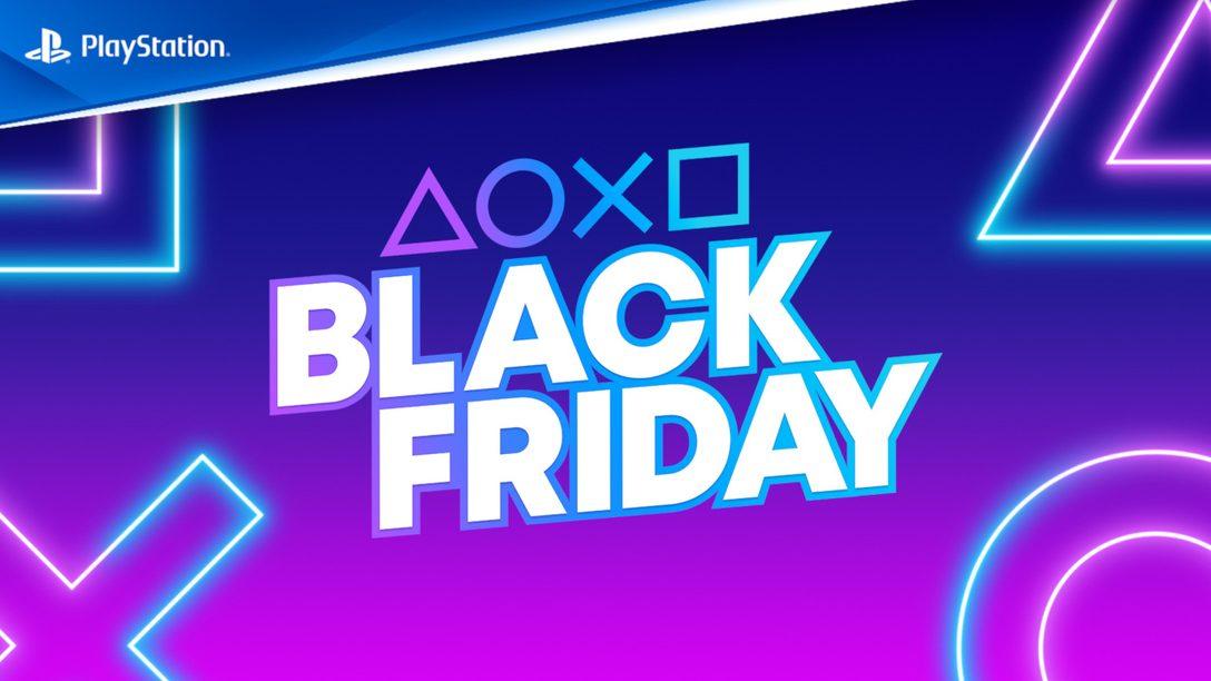 PlayStation's Black Friday Deals kick off today