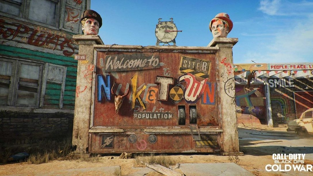 Tips for dominating Nuketown '84 in Black Ops Cold War, live now